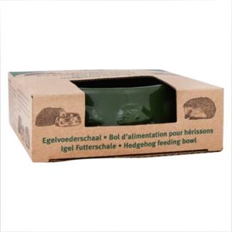 Hedgehog feeding bowl  - 5x4.9x1.8in.