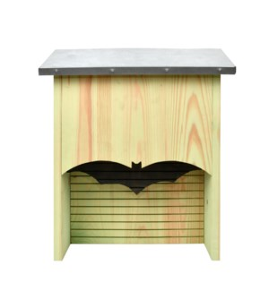 Bat box silhouette L