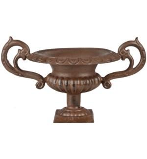 French urn low w hndls M.