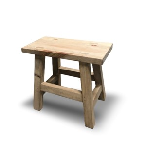 """YTS0002,Stool, recycled pine"""