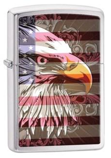 Eagle/Flag