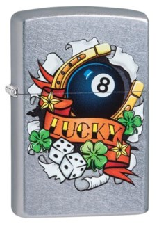 Eight Ball, Dice Lucky