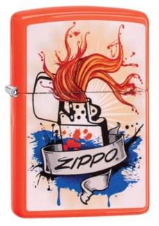 Zippo, Lighter Art