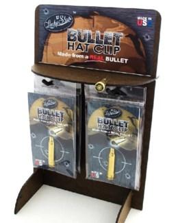 Bullet Hat Clip 24/Dsp