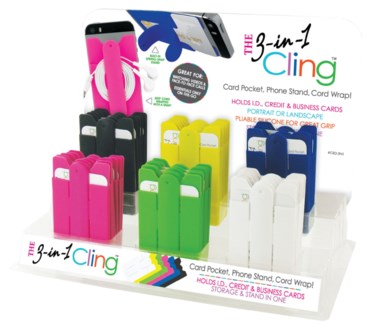 3in1 Card Cling 36DP **Discontinued**