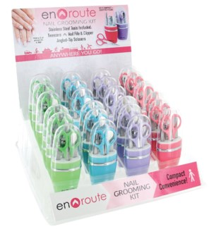 4pc Manicure set 24DP
