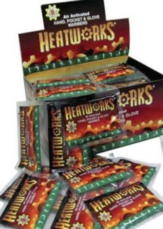 Heatworks Hand, Pocket & Glove Warmer 40 pc