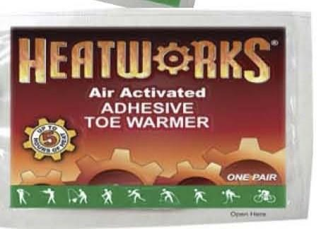Adhesive Toe Warmers  48 pc