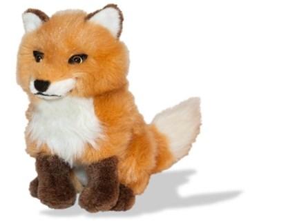 """9"""" Standing Fox"""