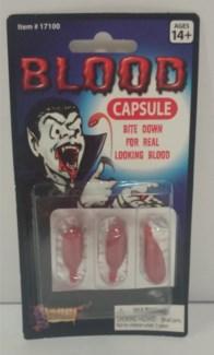 Blood Caps