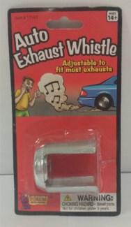 Auto Whistle