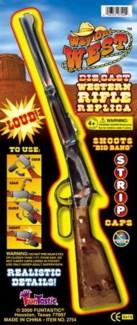 Die Cast Rifle