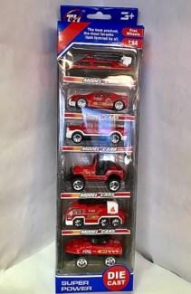Fire Dept Car Assortment