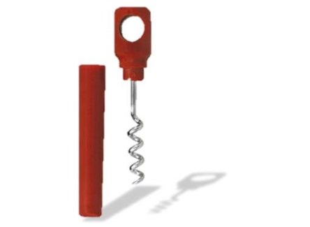 Pocket Corkscrew 25 pk Dsp