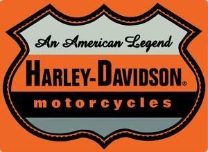 H-D American Legend