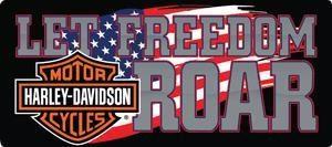 H-D Freedom Roar