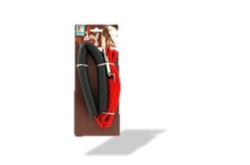 """36"""" Dog Leash with Rubber Handle"""