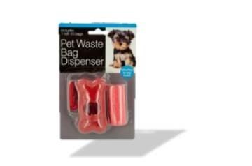 Pet Waste Bag Dispenser