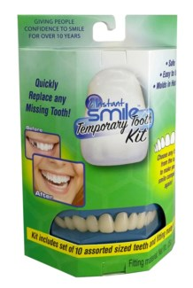 Instant Smile Tooth Kit