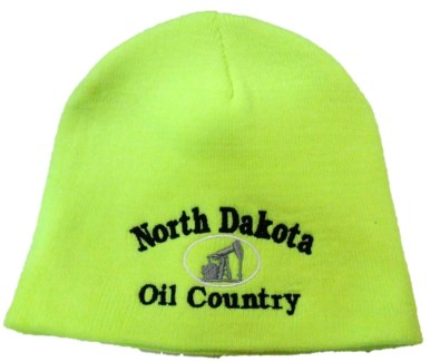 ND Yellow Oil Country Beanie**Discontinued**