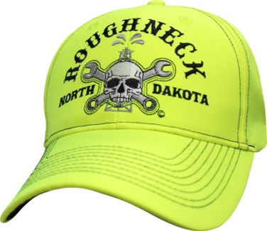 ND Skull Wrencher Yellow Hat