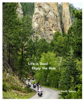 01 5x6 SD Biker Life is Good