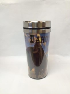 SD Buffalo Travel Mug