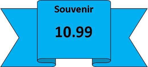 souvenirs 10.99