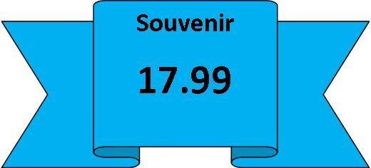 17.99 Souvenir