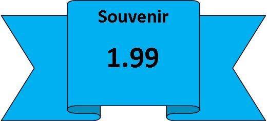 souvenirs 199