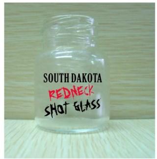 SD Redneck Shot Glass