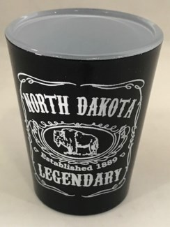 ND JD style shotglass
