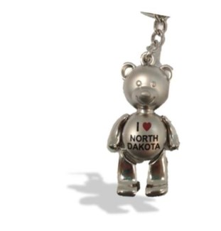 ND Bear w/moving parts KC