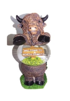 ND Buffalo Belly Globe