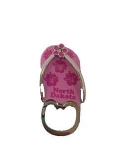 ND Sandal Bottle Opener Magnet