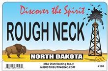 ND Discover the Spirit Sticker