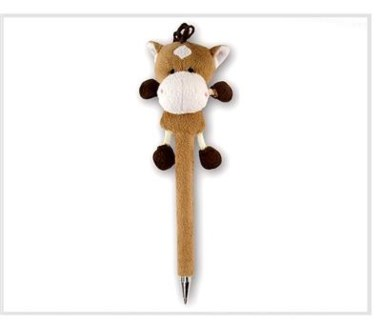 ND Plush Pen Horse