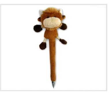 ND Plush Pen Buffalo