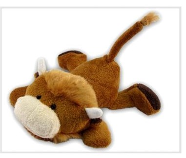 ND Plush Magnet Buffalo Discontinued