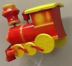 ND Bobble Magnet-Cool Train