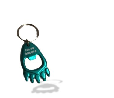 ND Bear Claw Bottle opener