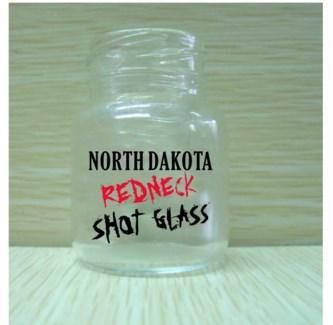 ND Redneck Shot Glass