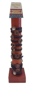 Totem Pole Bracelet Display