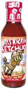 Ass Kickin Ketchup