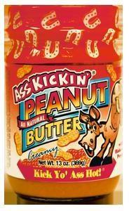 AK Peanut Butter