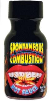 MB Spontaneous Combustion Hot Sauce 24 DP