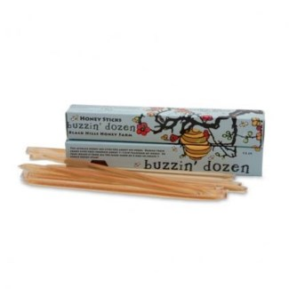 Honey Sticks box