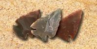 """1"""" arrowheads 72 DP"""