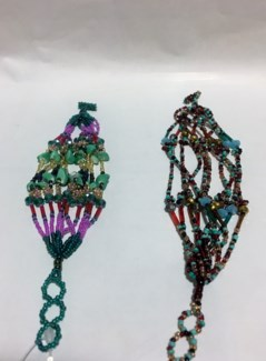 Cluster All Beaded Bracelets
