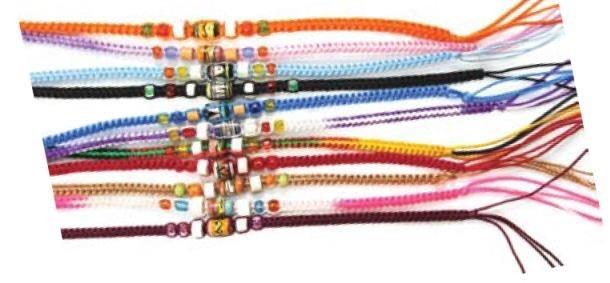 Ceramic Friendship Bracelets